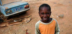 Gatubarnspojkar Dakar