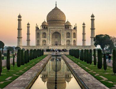 Indien runt på 15 dagar