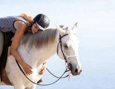 Räddningscenter för hästar och hästsafari